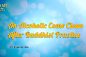 An Alcoholic Come Clean After Buddhist Practice