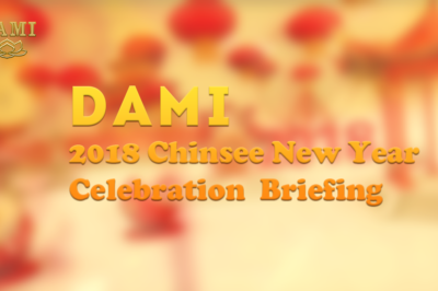 2018 DAMI Spring Festival Activities Briefing