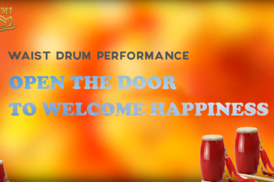 [Dance] Open the Door to Welcome Happiness
