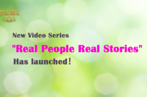 The Start of the Video Series Real People Real Stories